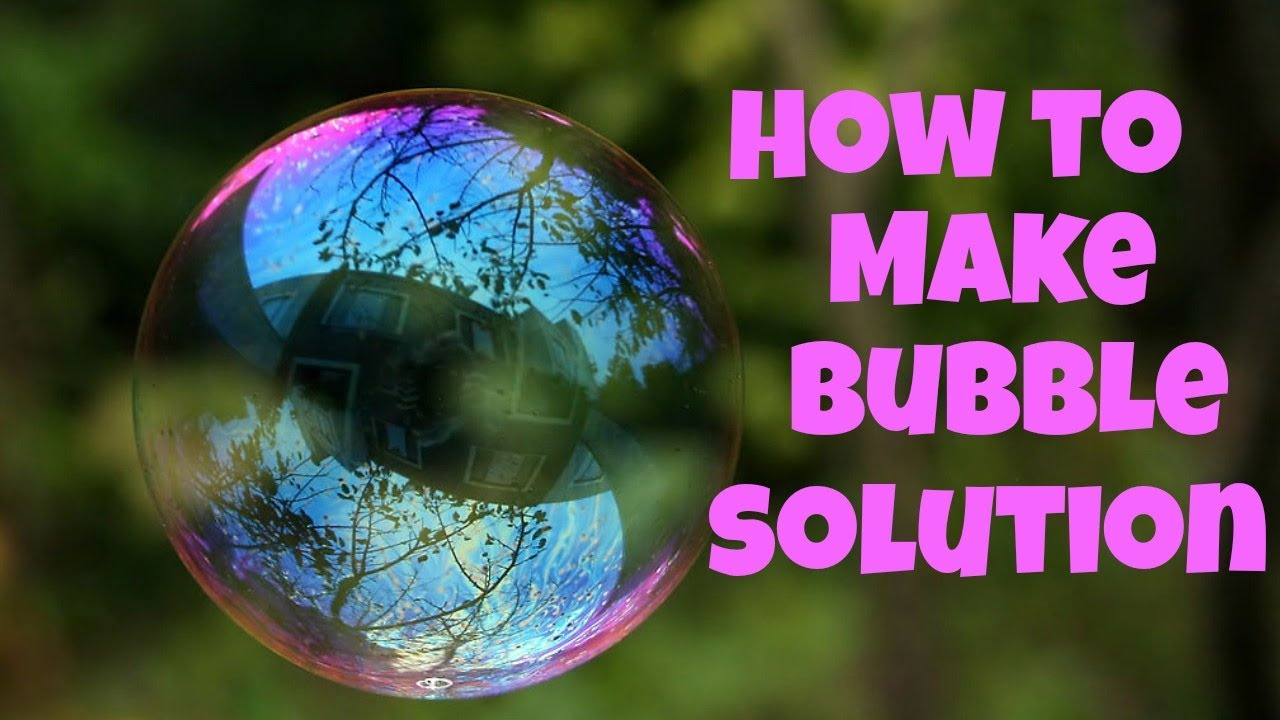 Bubble Bild