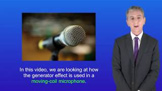 GCSE Physics (9-1 Triple) The Microphone