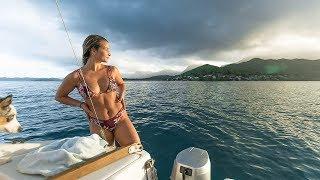 HAWAII: SAILING AT SUNSET!!