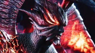 DEVIL MAY CRY 5 -  DANTE Gameplay + DEVIL TRIGGER Trailer TGS 2018 (PS4, XBOX ONE, PC)