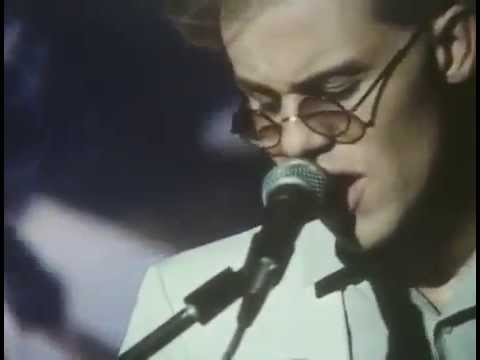 Thomas Dolby   Airwaves  Live Wireless 1983