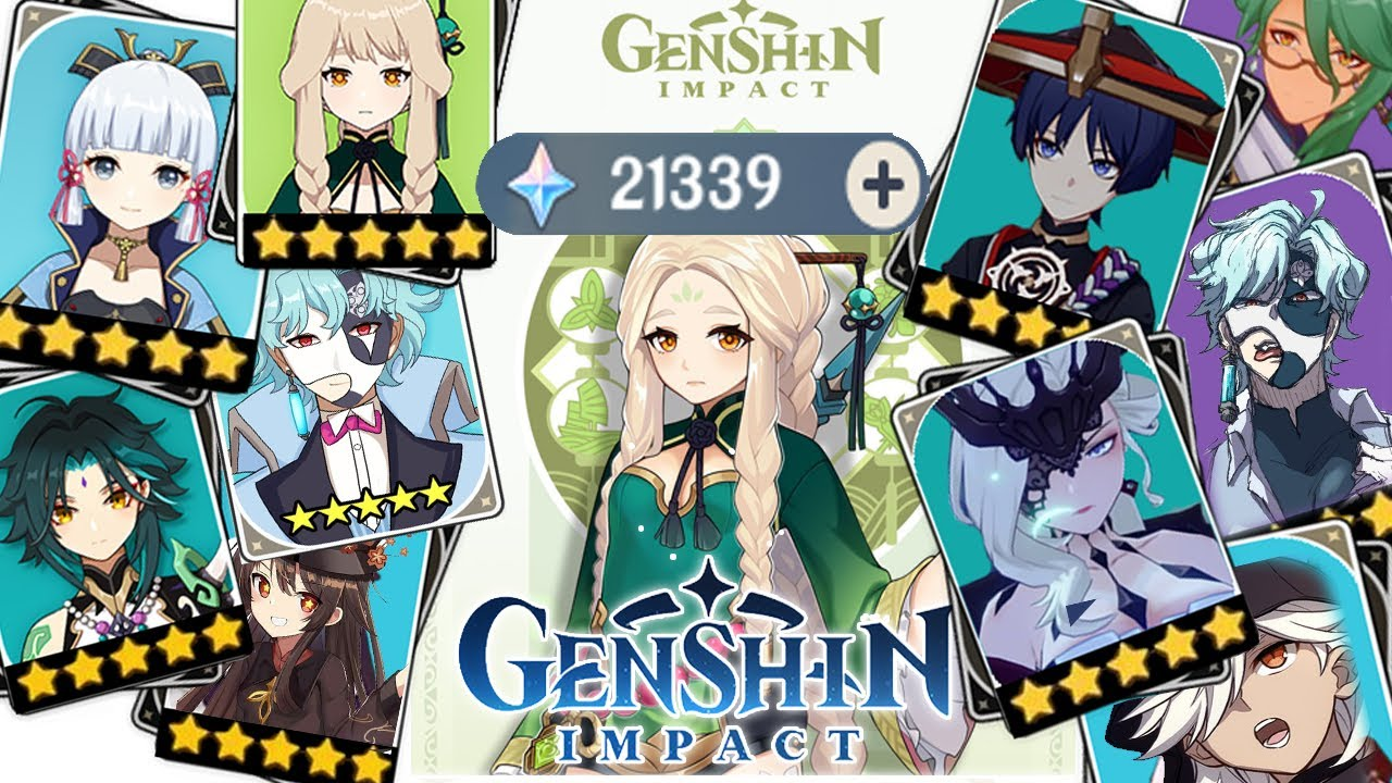 GENSHIN IMPACT]1.3 1.4 1.5 ?! PLAN AHEAD! ▻ UPCOMING BANNERS , Best  CHARACTERS to SAVE for! [F2P] - YouTube