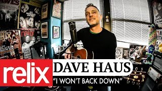 """""""I Won't Back Down"""" 