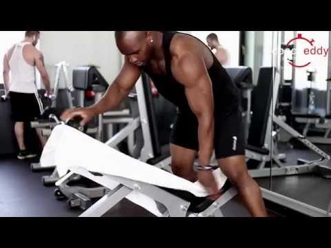 3 grandiose Übungen für heftige, hintere Schultern!
