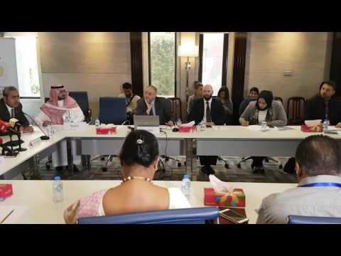 UN Information Centre (#UNIC)  Press conference