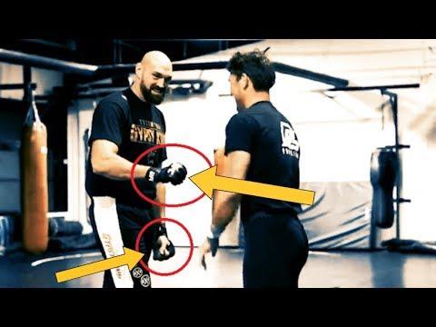 6 Foot 9 High IQ Giant Vs. MMA | Tyson Fury