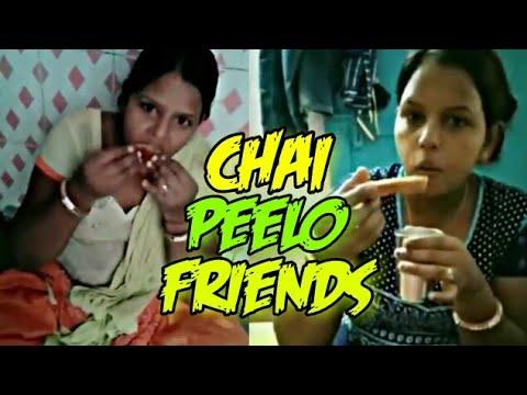 CHAI PEELO FRIENDS - OH GARAM HAI 😅