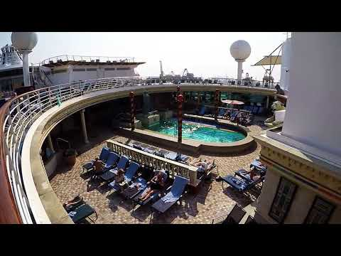 Tour of Mariner of the Seas