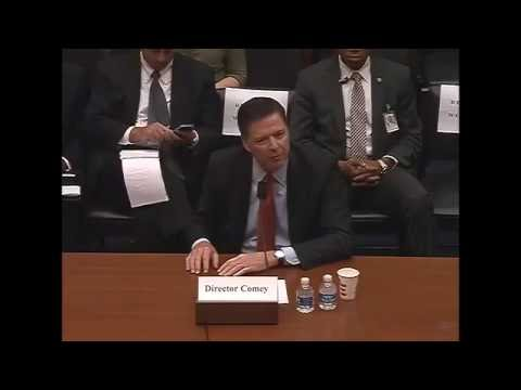 House Judiciary Committee- Oversight of the Federal Bureau of Investigation