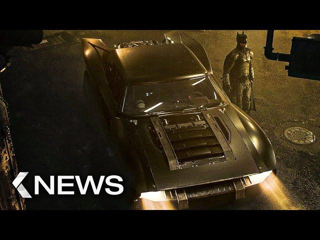 The Batman: Batmobile First Look, She-Hulk, Back To The Future... KinoCheck News