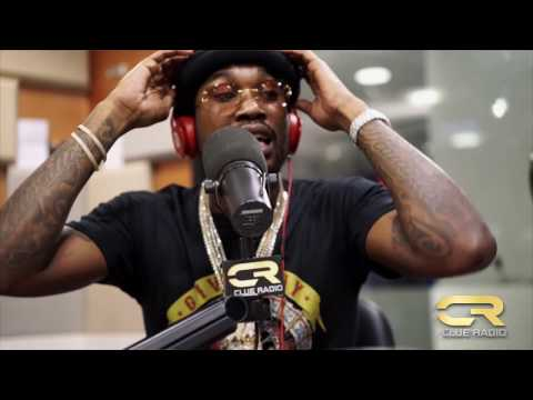 Meek Mill Freestyle With Dj Clue at Power 105.1 For Clue Radio