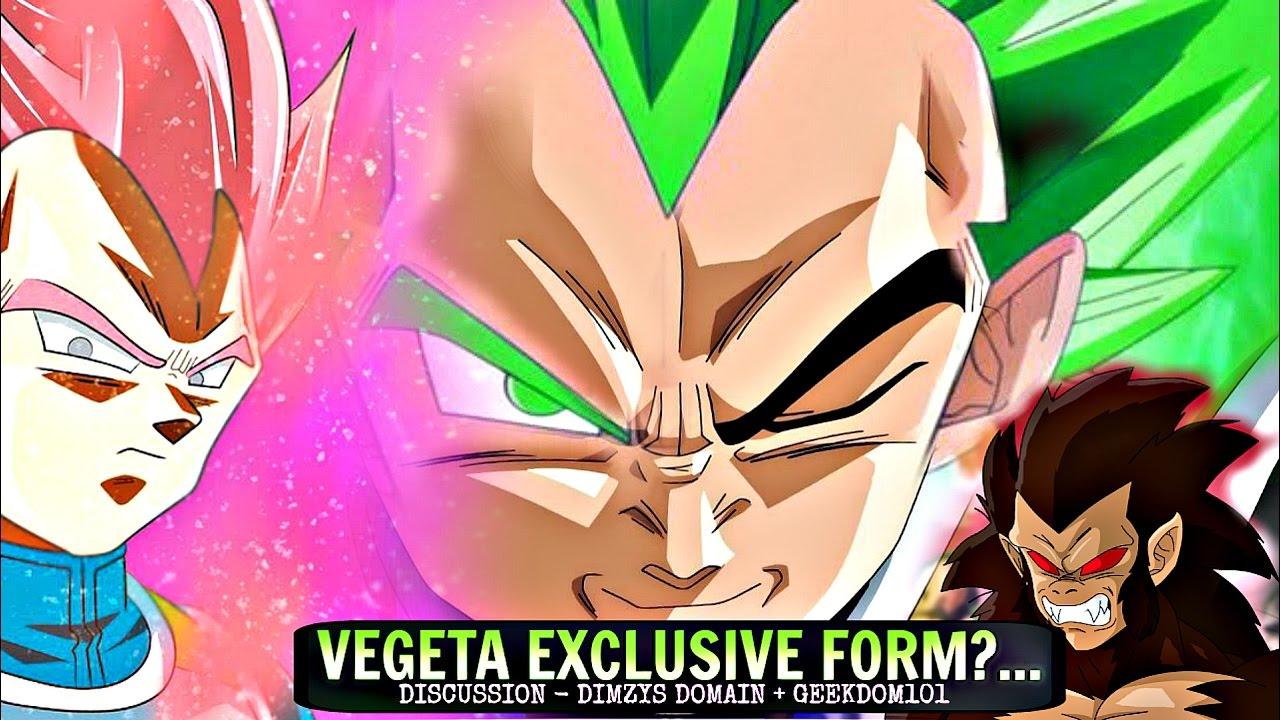 Should Vegeta Get A New Form Or New Technique? - Dragon Ball Super ...