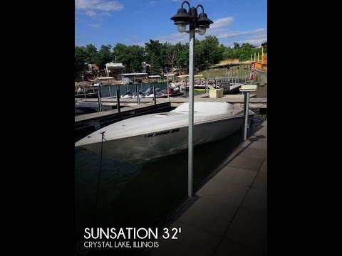 Used 2003 Sunsation 32 Dominator for sale in Crystal Lake, Illinois
