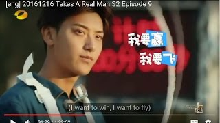 [eng] 20161216 Takes A Real Man S2 Episode 9/14