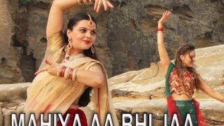 MAHIYA AA BHI JAA (BOLLYWOOD STYLE MUSIC VIDEO)