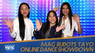 Mag Budots Tayo: The Online Dance Showdown!