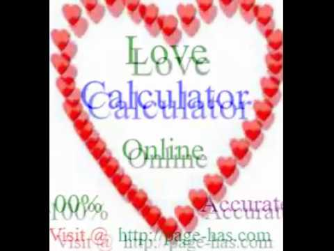 love calculator by age