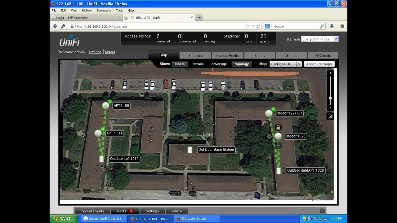 Ubiquiti unifi ap outdoor indoor antenna apartment for Indoor wifi network design