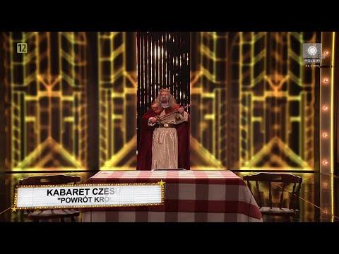 Kabaret Na Żywo: Kabaret CZESUAF - Powrót króla