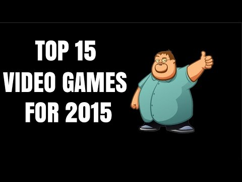 Boogie's Top 15 Best Games of 2015