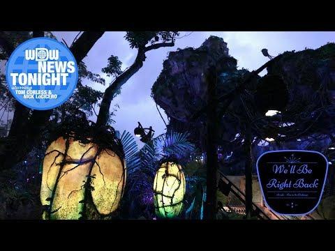 WDW News Tonight Episode 52 (5/31/2017) - Pandora Prices is Right, Walt Disney World at Night