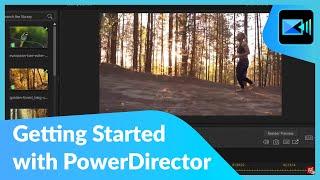 Getting Started with PowerDirector - Essential Features & Timeline Tools | PowerDirector Tutorial screenshot 4