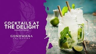 Great Namibian Cocktails At The Delight Hotel