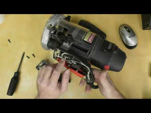 Craftsman Super Router Review