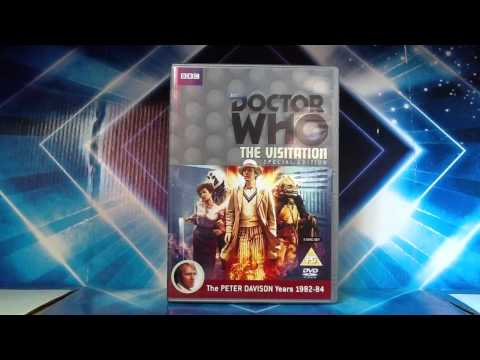 Doctor Who DVD Review: The Visitation (Special Edition)
