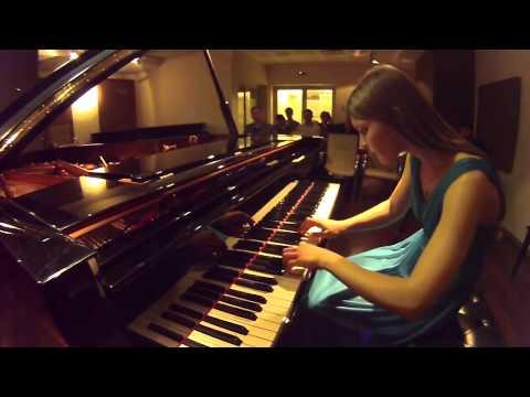 2015: The Devil's Reel - piano Tarasova Varvara