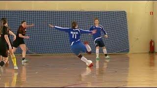 Уссурийские футболистки впервые выиграли чемпионат Приморского края по мини-футболу