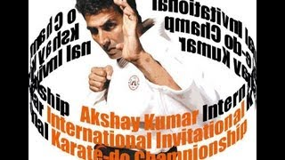 Akshay Kumar 1st Invitational Open National Karate-do Championship - Part 7(For all the updates, videos and more: Follow - www.twitter.com/AkshayKumar Like - www.facebook.com/AkshayKumarOfficial Subscribe ..., 2013-05-14T09:42:18.000Z)