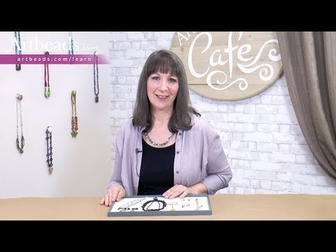 Artbeads Tutorial - Beginner Basics: Jewelry Connections with Cheri Carlson
