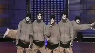 Jabbawockeez - Dance Craze [S01E01]