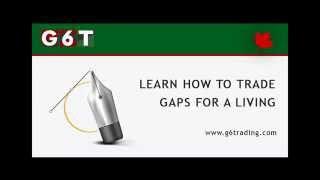 de trading the gap 11 25 2015 g6 trading room