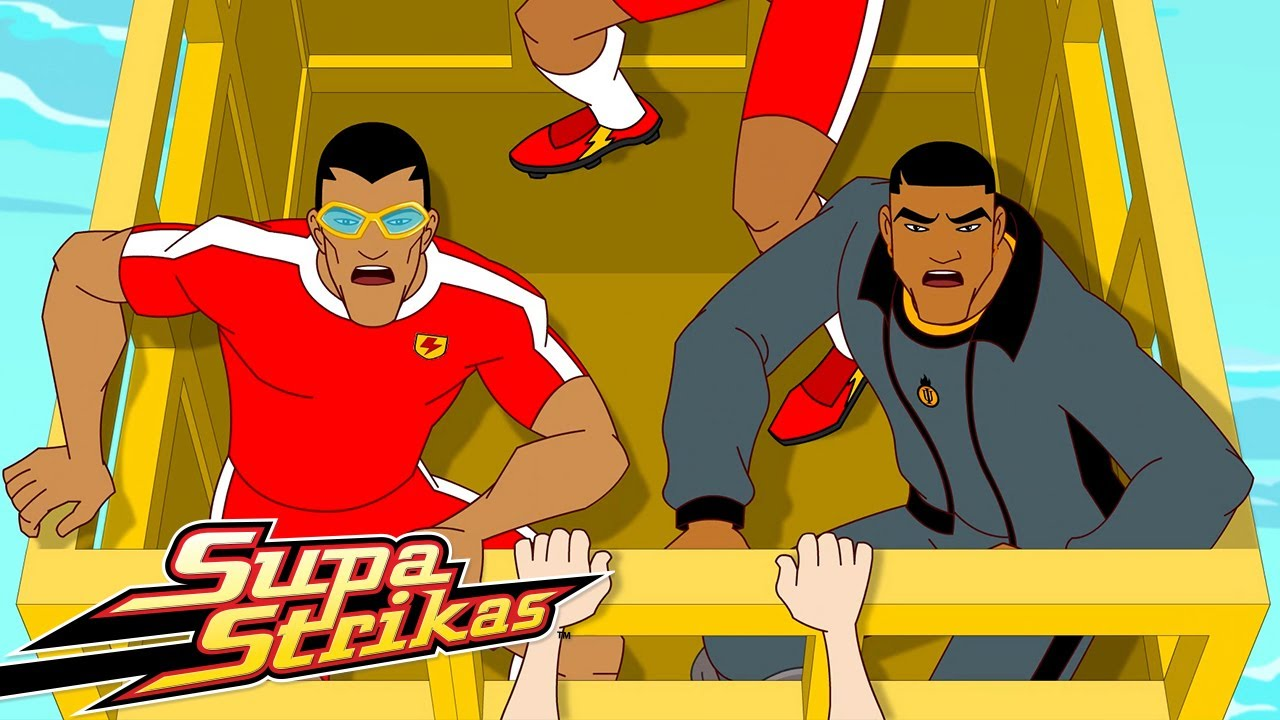 Download Supa Strikas | Perfect Match! | Season 7 Full Episode Compilation | Soccer Cartoons for Kids!