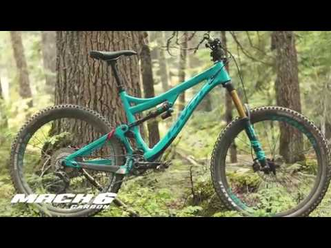 Win a Pivot Cycles Mach 6 Aluminum · Dirt Rag