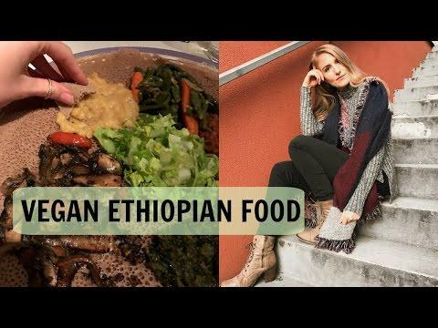 VEGAN ETHIOPIAN FOOD - PORTLAND