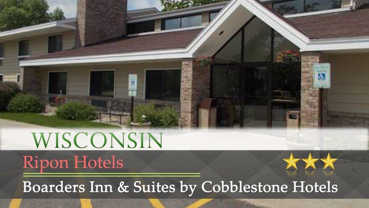 Boarders Inn Suites By Cobblestone Hotels Ripon Wisconsin
