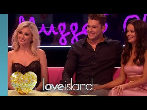 Curtis And Maura On Adjusting To Life Outside The Villa | Love Island Reunion 2019