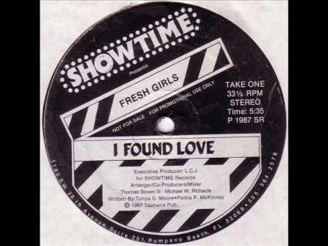 Fresh Girls - I Found Love (Showtime-1987)