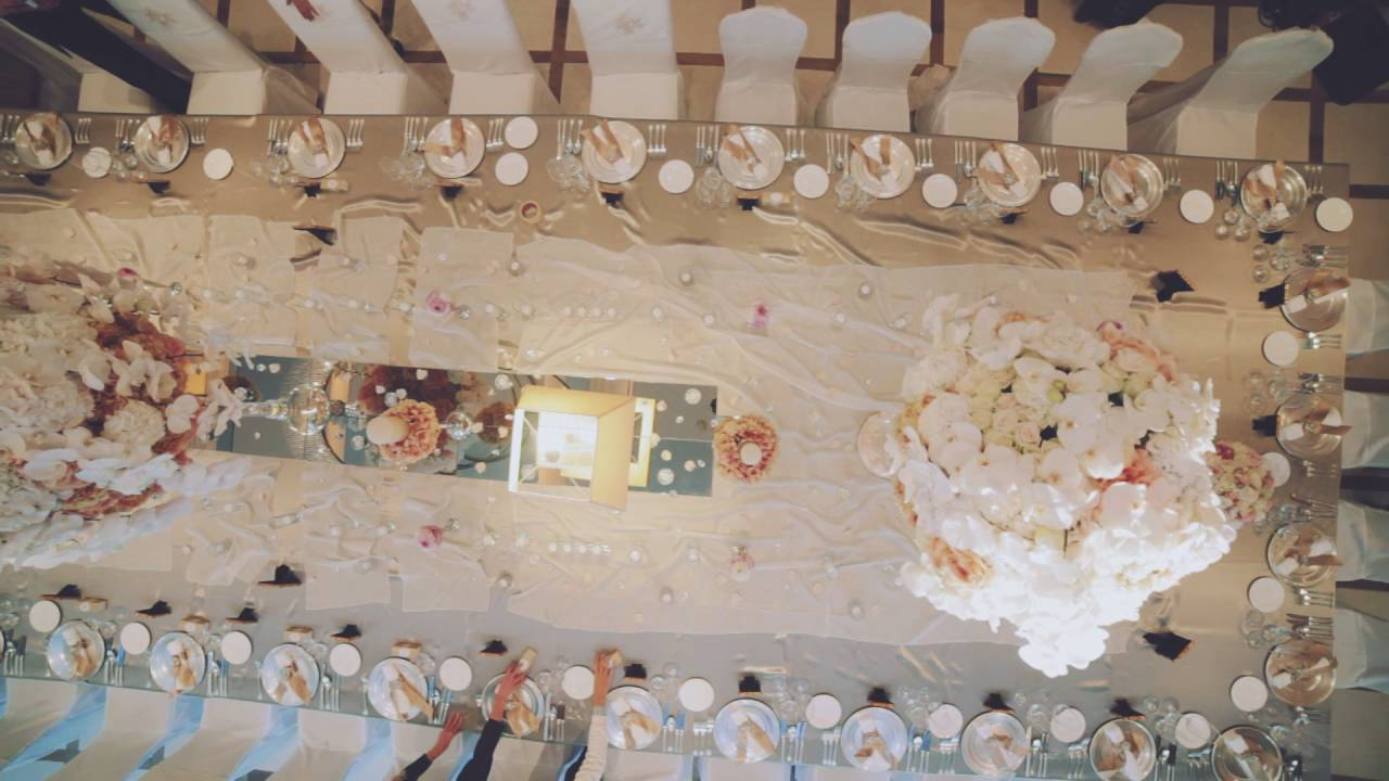 Bajkovito Vjencanje U Zinfandel S Restoranu Fairytale Wedding At Zinfandel S Restaurant Youtube