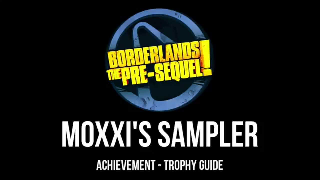 Borderlands The Pre Sequel Achievement Guide Road Map