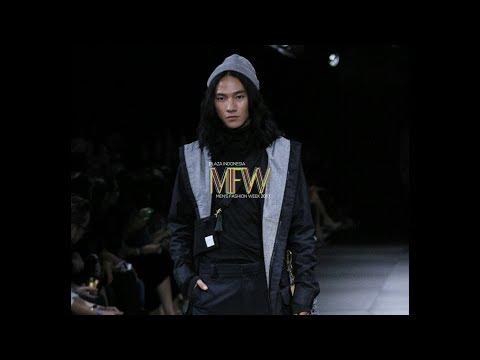Model Video Works: ICHSAN RINDENGAN for Plaza Indonesia Men Fashion Week 2017