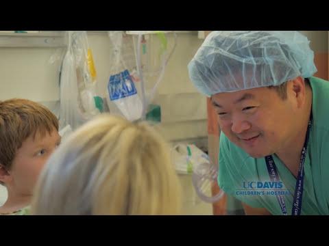 World-class Children's Surgery Center, close to home -- UC Davis Children's Hospital