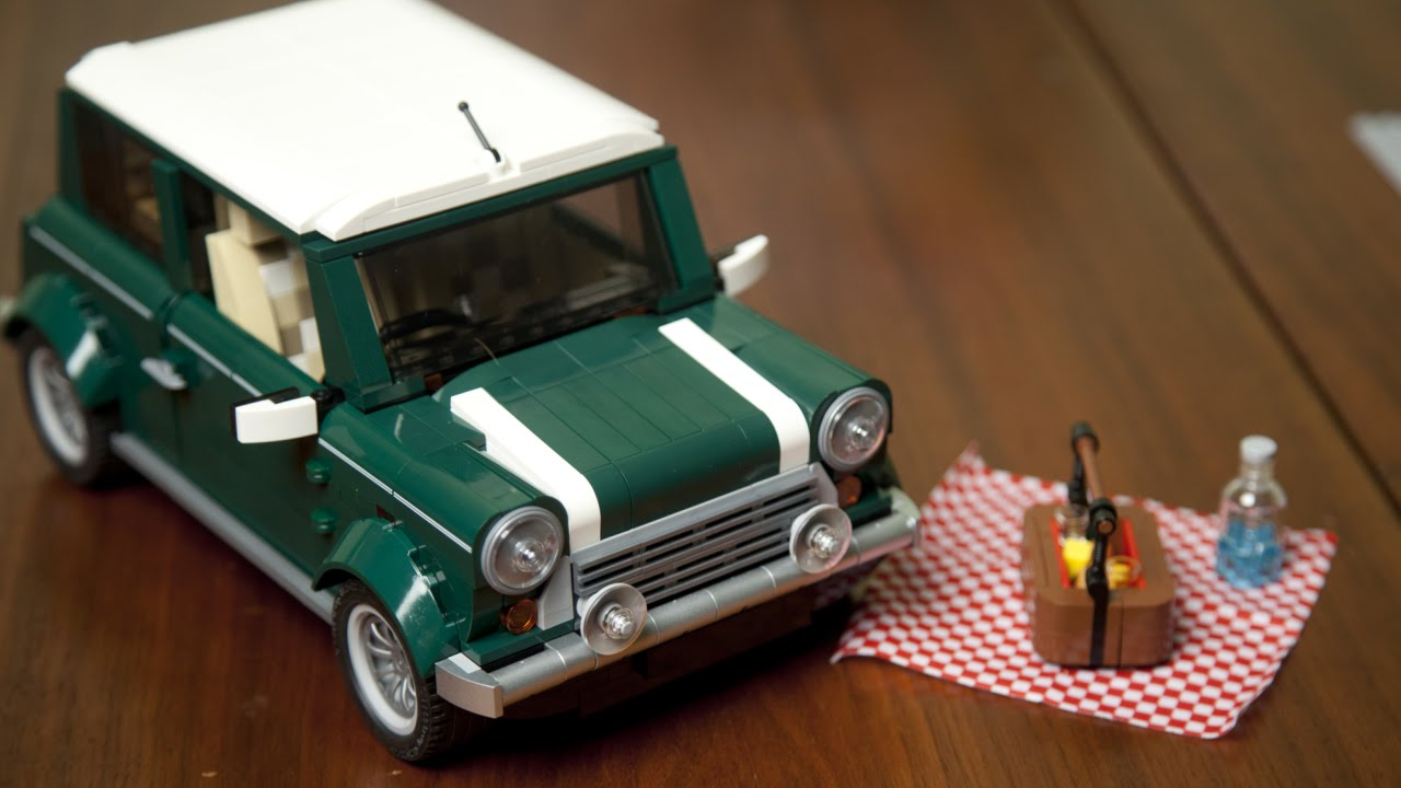 How To Build Mini Lego At At