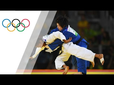 Rio Replay: Women's Judo -52kg Bronze Contest