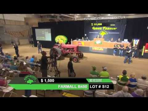 Mecum Auctions Gone Farmin' Nashville 2015 Episode 4