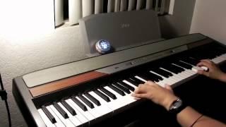Alan Silvestri - The Avengers Main Theme (piano solo)
