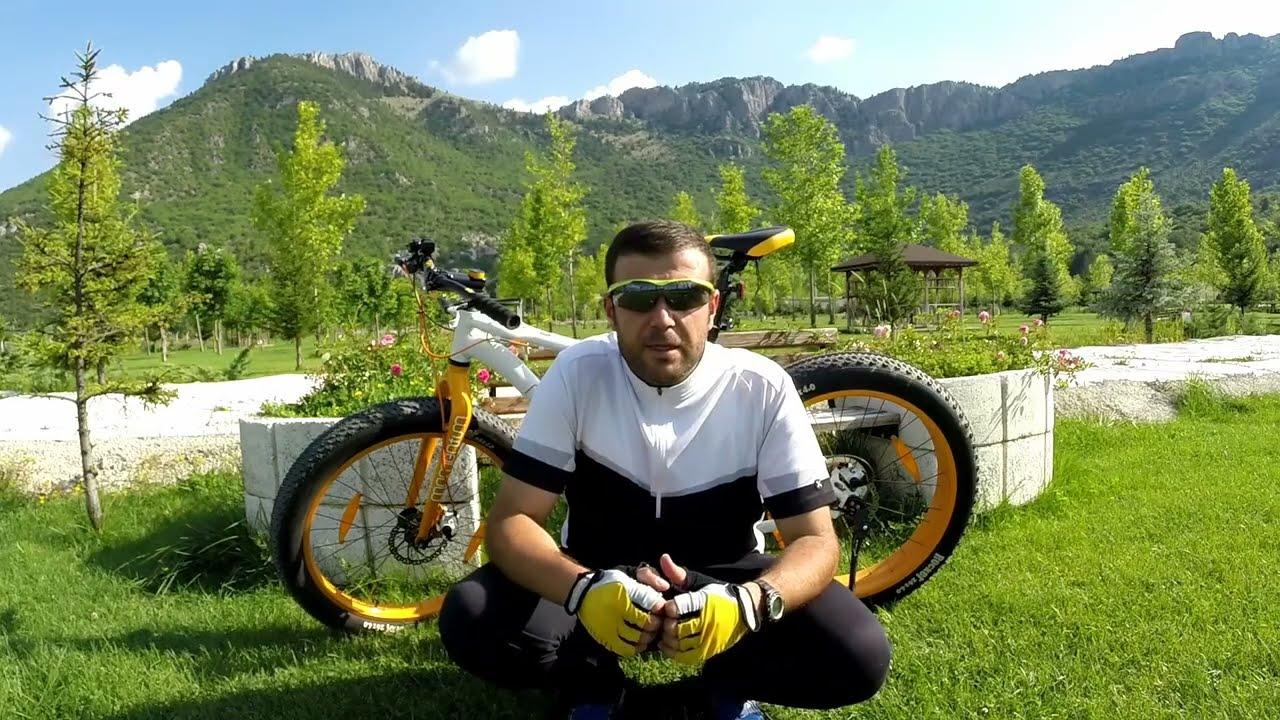 Fat Bike Sürüşü Nasıldır? Yokuşlarda zorlanır mıyız? Hız yapılabilir mi?